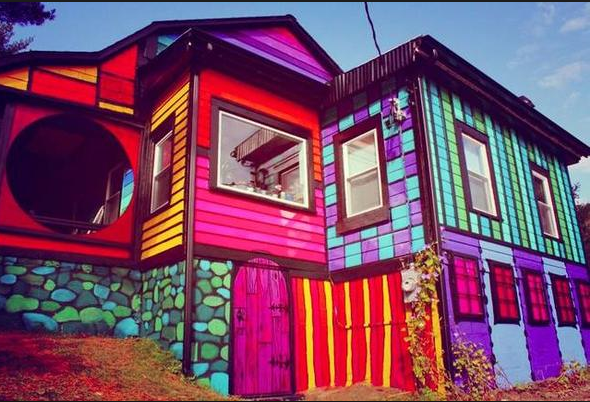 Beberapa Warna Rumah Minimalis, Merupakan Gambaran Kepribadian Pemilik