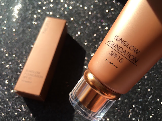 note sunglow foundation 10 incelemesi