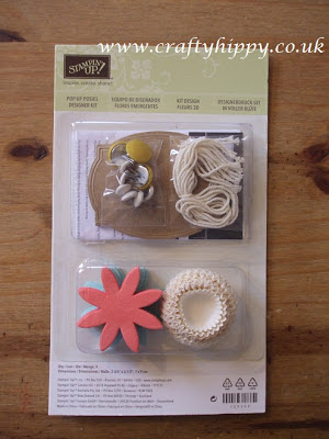 Stampin' Up! Pop Up Posies Kit