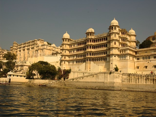Taj Lake Palace , Udaipur
