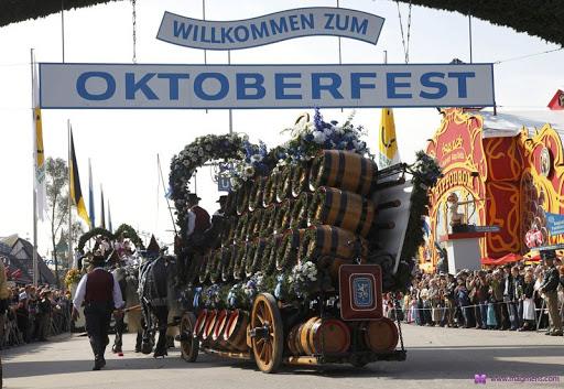 Фестиваль пива Октоберфест. История, традиции, информация для туристов