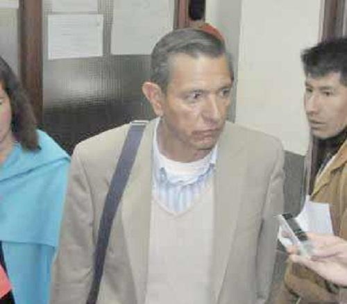 César López era cabeza del Estado Mayor en 2003, luego fue designado presidente de Aduana en 2006 / ARCHIVO LA PATRIA
