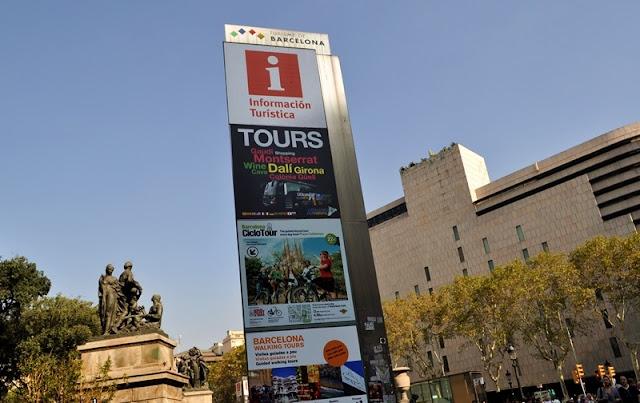 10 Informações Turísticas em Barcelona