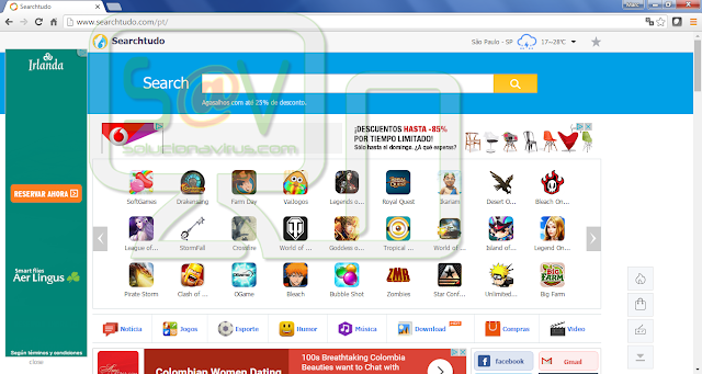 Searchtudo.com (Hijacker)