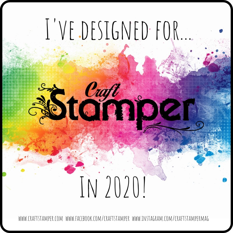 Craft Stamper Design Team 2020