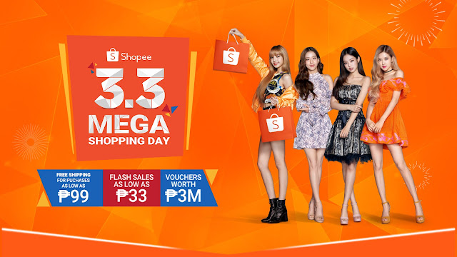 BLACKPINK on Shopee PH