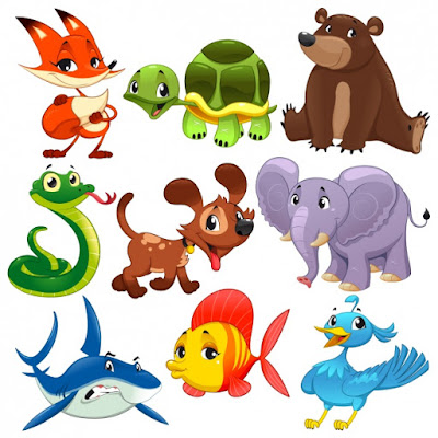 Free Animals Vectors