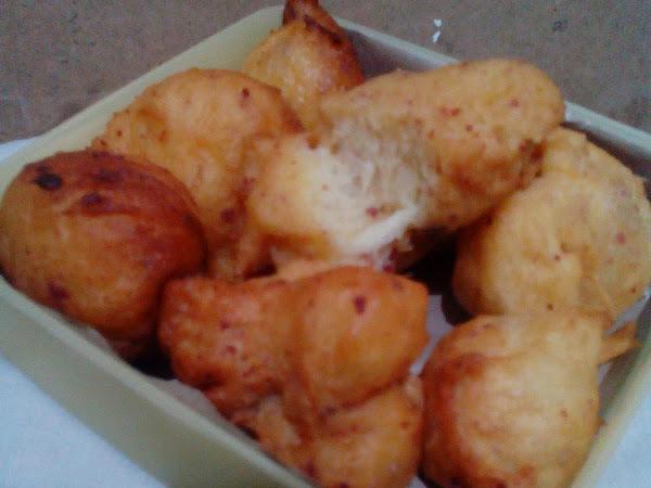 Resep Roti Kentang Kornet