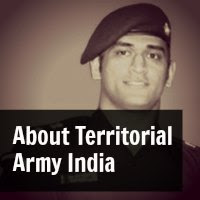 About Territorial Army India