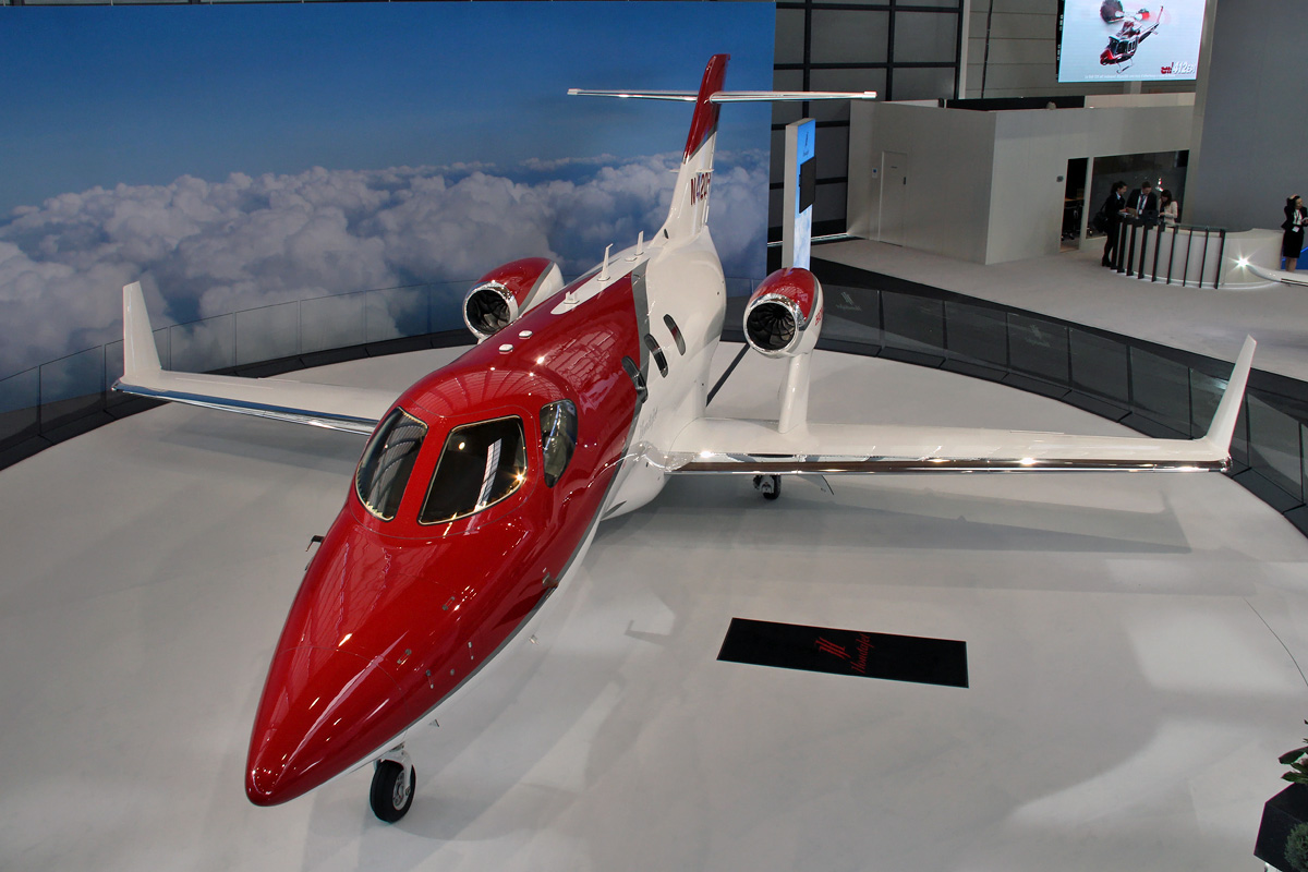 Eastwings honda ha 420 hondajet honda aerospace n420he for How much is a honda jet