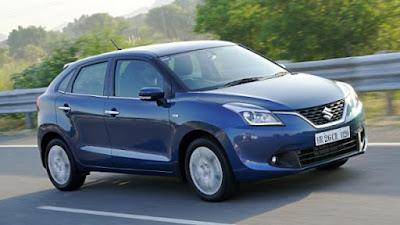 New 2016 Maruti Suzuki Baleno premium Hatchback