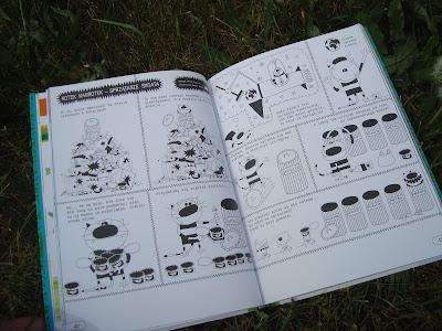 świerszczyk wielka księga, książka wydana w rocznicę istnienia czasopisma, mamrotek