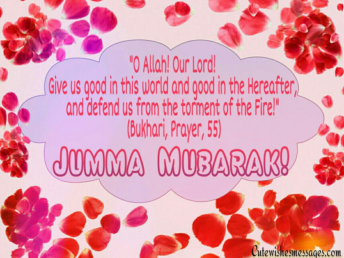 Jummah Friday Messages Cute Wishes Images Quotes Love