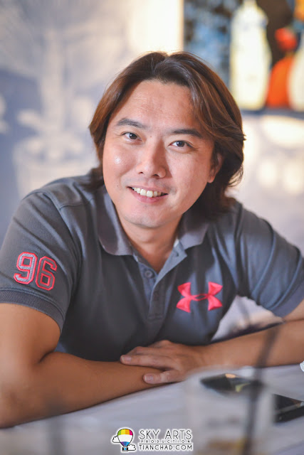 Mr. Adrian Chai, Chief Marketing Officer of Triple Pte. Ltd.