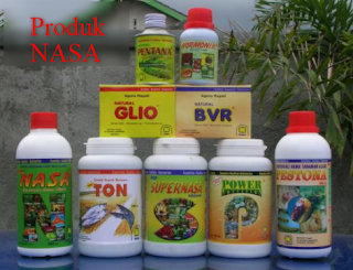 Agen Resmi Pupuk NASA - Vitamin Ternak NASA Trienggadeng Pidie Jaya