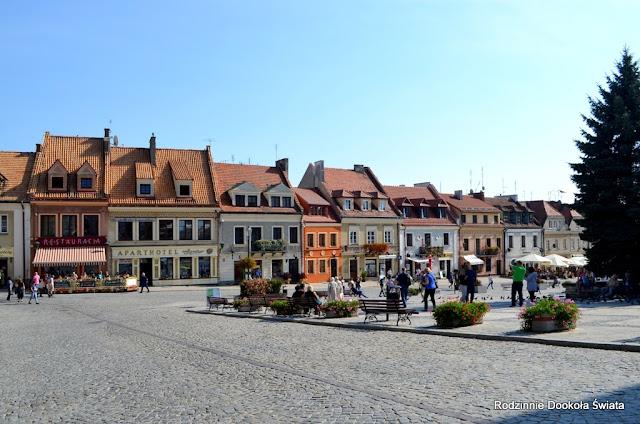 Sandomierz i Krzyżtopór- idealne miejsce na jednodniową wycieczkę