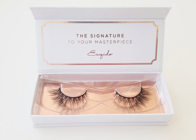 ESQIDO False Lashes + Lash Companion (Glue) Review