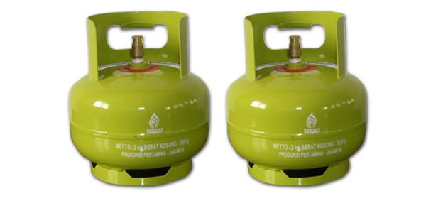 Mengetahui bagaimana caranya memilih Tabung Gas LPG yang baik