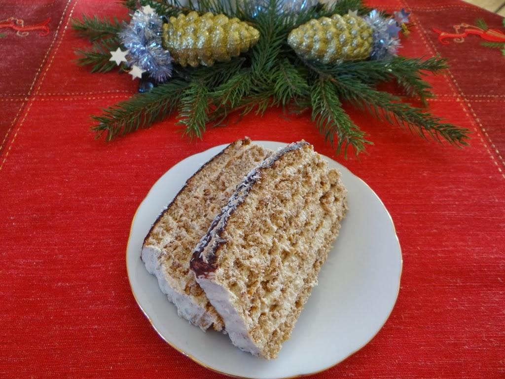 Świąteczne ciasto korzenne