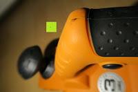 Griff: Defort DEP-900-R Elektrohobel 900 W, Falzfunktion, Spanauswurfsystem