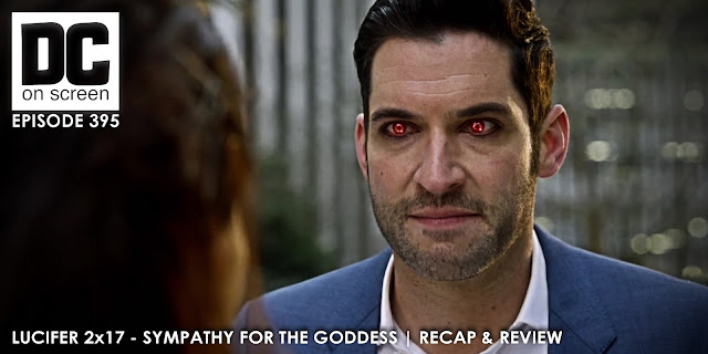 Lucifer faces off with mazikeen