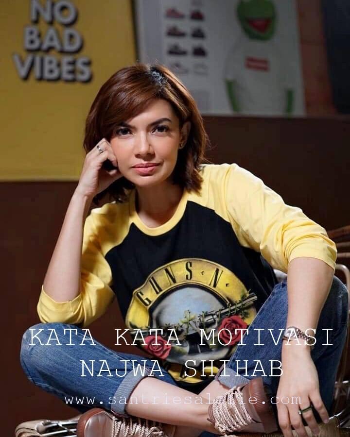 Kata Kata Motivasi Najwa Shihab untuk Anak Muda by Santrie Salafie