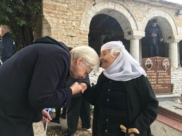 Persona non grata κήρυξε την Ελένη Θεοχάρους η Αλβανία και η ίδια απαντάει...