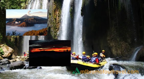 Songa Water Rafting and Bromo Tour Package