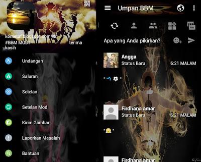 BBM One Piece Bajak Laut APK v3.1.0.13 MOD Free Sticker