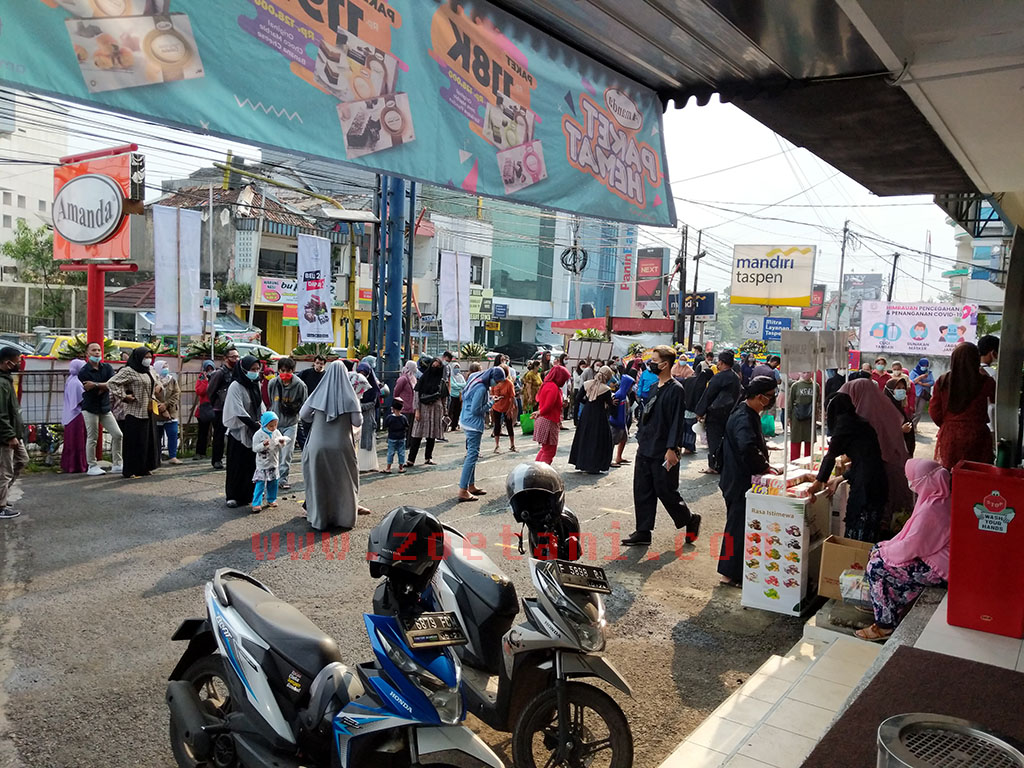 Siliwangi Bolu Asih Buka Cabang di Sukabumi
