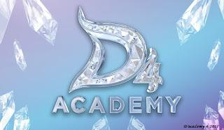 yang tersenggol di D'Academy 4