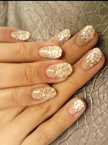 Nail Art With Gems Ideas Fashionate Trends
