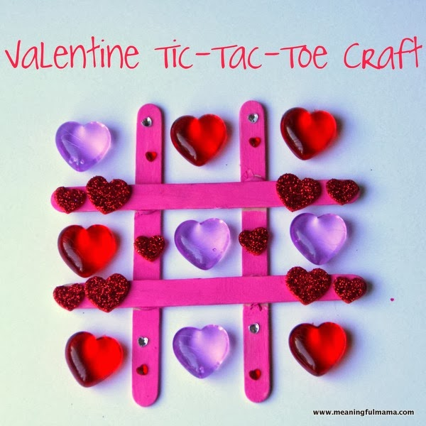 Valentine crafts ideas for kids for Valentines crafts for kindergarten