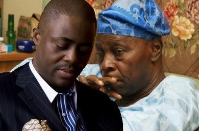 Femi Fani-Kayode and Olu Falae