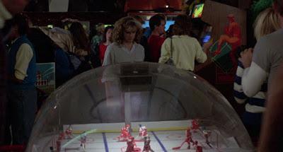 Salón Arcade película Karate Kid