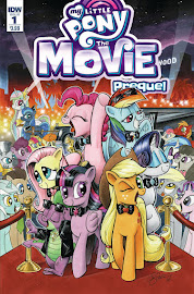 MLP My Little Pony: The Movie Prequel Comics