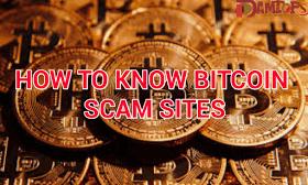 Identify Bitcoin Scam Scheme