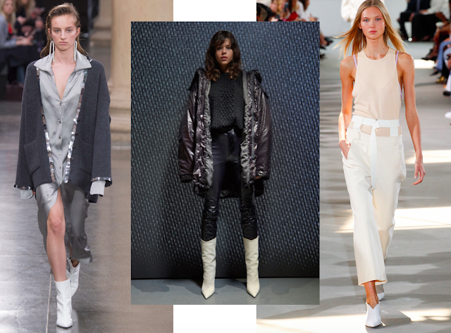 Trending Now: White Boots