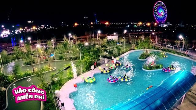 Khám phá vẻ đẹp Helio Center tại Đà Nẵng