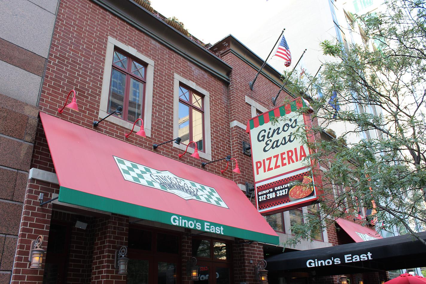 Former Gino S Restaurants Photos