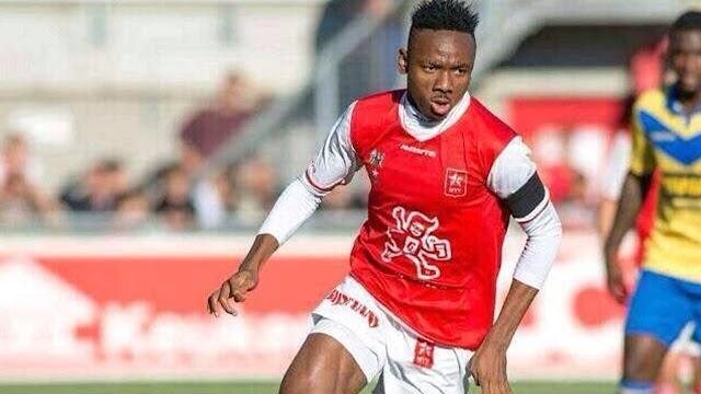 Arsenal Man Stranded in Nigeria
