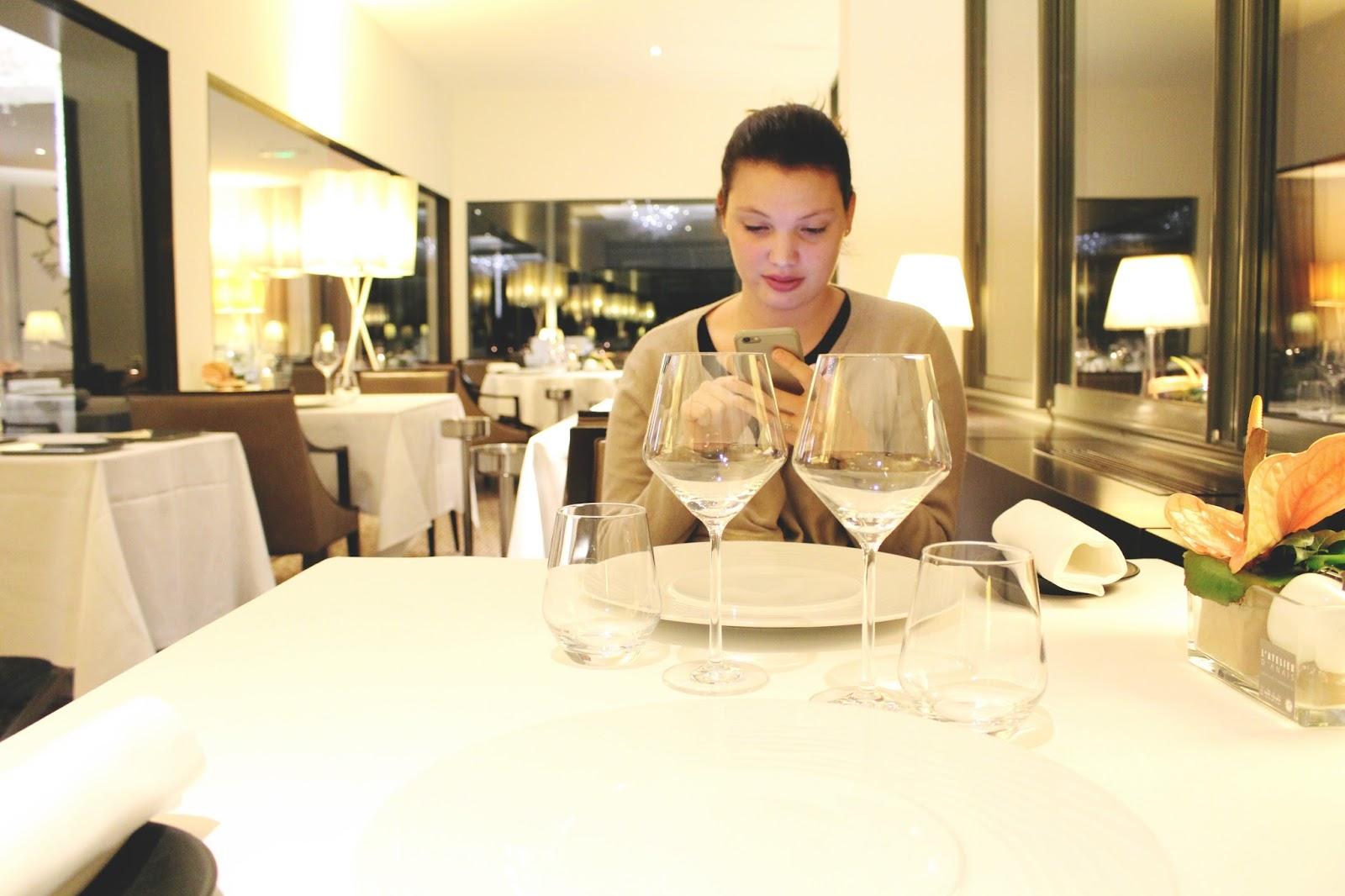 Restaurant Les Oliviers thalazur