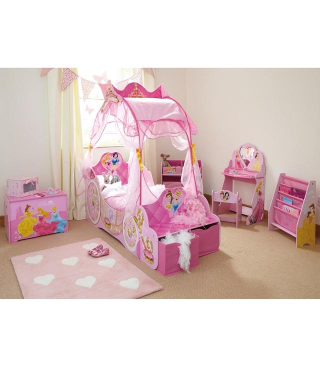 chambres en rose princesse disney b b et d coration chambre b b sant b b beau b b. Black Bedroom Furniture Sets. Home Design Ideas