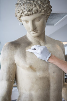 """Antinous, Boy Made God"": Μια έκθεση για τον ωραιότερο νέο της αρχαιότητας"
