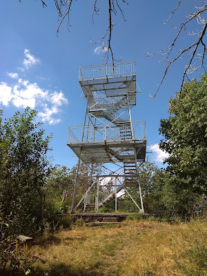 bielawa wieża widokowa obserwator