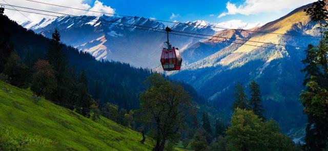 Darjeeling Rangeet Valley Ropeway