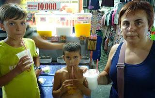 Mercado Nocturno de Hanoi.