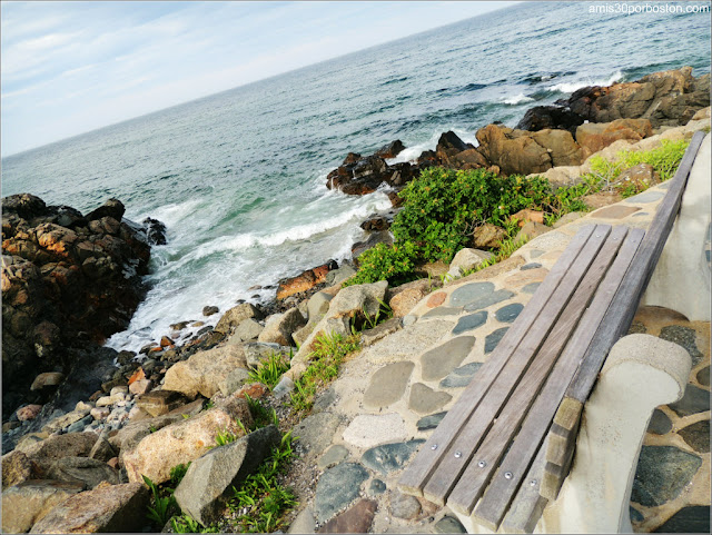 Marginal Way Walk en Ogunquit, Maine