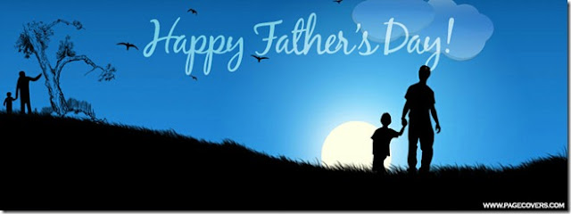 Best fathers day facebook cover picture