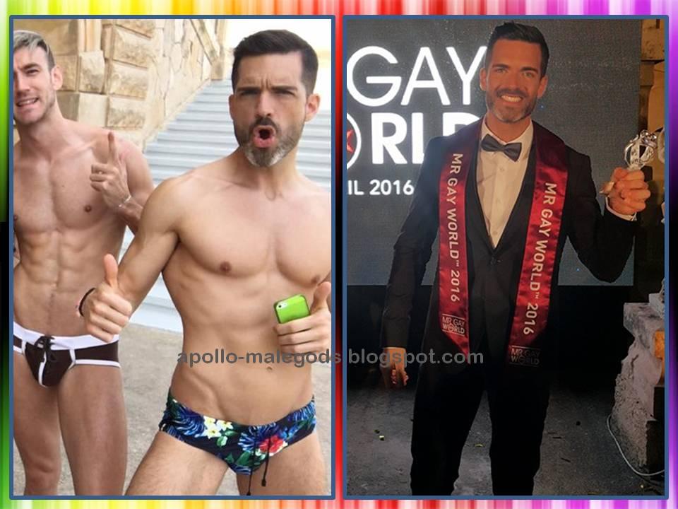 Kyle patrick mr gay
